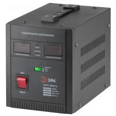 СНПТ-2000-Ц ЭРА Стабилизатор напряжения переносной, ц.д., 140-260В/220/В, 2000ВА (4/80) Б0020160