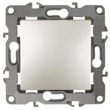 12-1101-15 ЭРА Выключатель, 10АХ-250В, Эра12, перламутр (10/100/2500) Б0019279