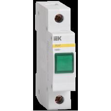 Сигнальная лампа ЛС-47 (зеленая) (неон) ИЭК MLS10-230-K06