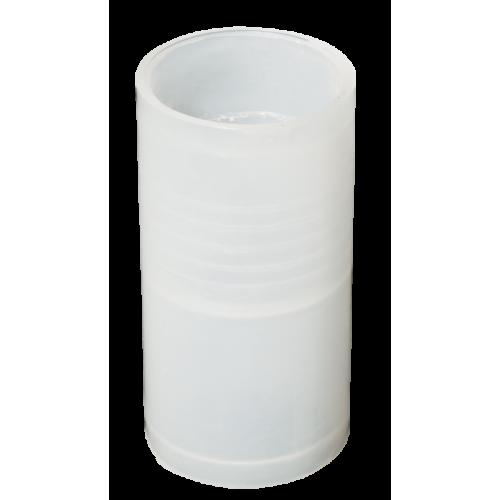Муфта для гофрированных труб, прозрачная GFLEX32 ИЭК CTA10D-GFLEX32-K08-025