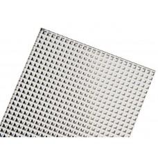 Рассеиватель для R-ЛАЙН 1195*140 микропризма (1189*136 мм) V2-R0-MP00-02.2.0091.20