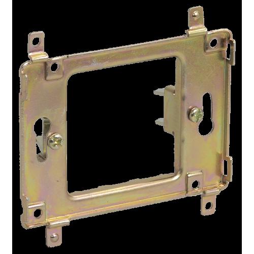 Суппорт металлический для КМКУ на 2 модуля IEK CKK-40D-SK2-K01