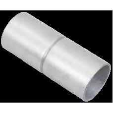 Муфта безрезьбовая алюминиевая d50 мм CTA11-M-AL-NN-050