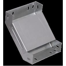 Поворот на 90 гр. вертикальный внутренний 100х300 CLP1V-100-300
