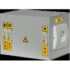 Ящик с понижающим трансформатором ЯТП-0,25 400/24-3 36 УХЛ4 IP30 IEK MTT21-024-0250