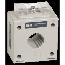 Трансформатор тока ТШП-0,66  400/5А  5ВА  класс 0,5 габарит 40  ИЭК ITB30-2-05-0400