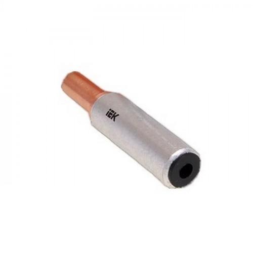 Гильза ГМА-16/25 медно-алюминиевая соединительная IEK UGTL10-016-06