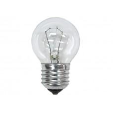 Лампа накаливания G45 шар прозр. 40Вт E27 IEK LN-G45-40-E27-CL