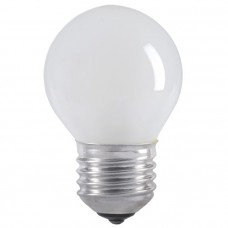 Лампа накаливания G45 шар матов. 60Вт E27 IEK LN-G45-60-E27-FR