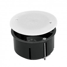 Коробка универсальная установочная КМП-020-026 с металлическими лапками  и крышкой (80х45) EKF PROxima plc-kmp-020-026