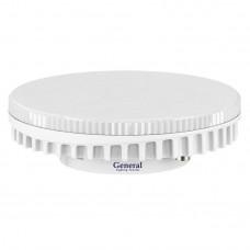Лампа светодиодная GLDEN-GX53-9-230-GX53-4500 642800