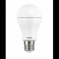 Лампа светодиодная GLDEN-WA60-17-230-E27-4500 угол 270 637400