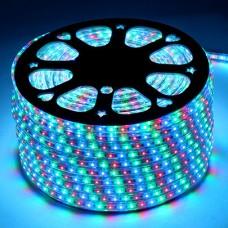 GLS-5050-60-14.4-220-IP67-RGB катушка 50м светодиодная лента + rgb контролер 5052