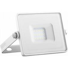 LL-918 Прожектор 2835 SMD 10W 6400K IP65  AC220V/50Hz, белый  с матовым стеклом   108*115*26 мм 29491