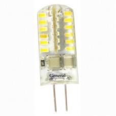 Лампа светодиодная GLDEN-G4-3-C-220-2700 5/100/500 651800