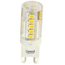 Лампа светодиодная GLDEN-G9-5-P-220-2700 5/100/500 653800