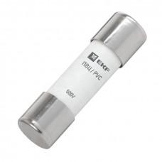 Плавкая вставка цилиндрическая ПВЦ (14х51) 25А EKF PROxima pvc-14x51-25