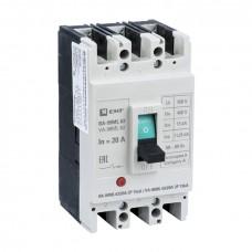 Автоматический выключатель ВА-99МL 63/20А 3P 15кА EKF mccb99-63-20mI