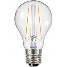 Лампа светодиодная GLDEN-A60S-10-230-E27-4500 645800