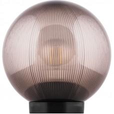 НТУ 02-60-255 230V E27 d=250мм призма дымчатый 11568