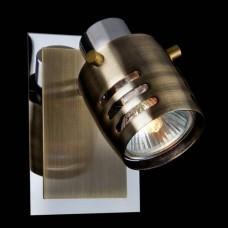 23463/1 / настенный светильник /   хром/античная бронза 58750