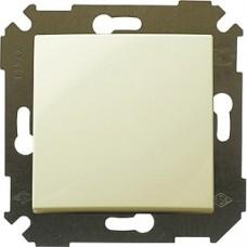 Выключатель одноклавишный, 10А, 250В, S34, слоновая кость 34101-031