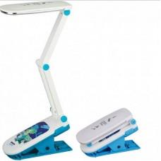 NLED-433-6W-BU настольная лампа LED синий ФИКСИКИ ЭРА Б0028462
