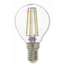 Лампа светодиодная GLDEN-G45S-8-230-E14-4500 649978