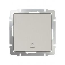 Кнопка звонка /WL03-04-01 (слоновая кость) a036907