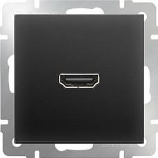 Розетка HDMI (черный матовый)/WL08-60-11 a039274
