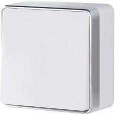 Выключатель одноклавишный Gallant (белый)/WL15-01-01 a036760