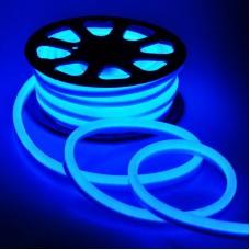 LS720 120SMD(2835)/м 9,6Вт/м 220V IP67, длина 50м, синий, неоновая 29563