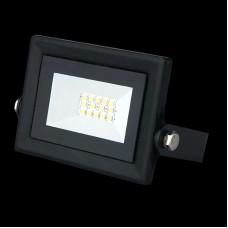 Прожектор светодиодный Gauss Qplus 10W 1000lm IP65 6500К черный 1/20 613511310