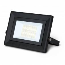 Прожектор светодиодный Gauss Qplus 50W 5000lm IP65 6500К черный 1/10 613511350