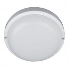 Светильник светодиодный ДПО 4002 12Вт IP54 4000K круг белый пластик IEK LDPO0-4002-12-4000-K01
