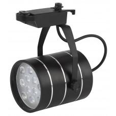 TR3 - 18 BK Трековый Светильник ЭРА 18Вт черный SMD (10/160) Б0032111