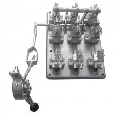 Разъединитель РПС-6 630А левый привод, без ППН EKF PROxima rps-630l