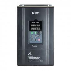 Преобразователь частоты 22/30кВт 3х400В VECTOR-100 EKF PROxima VT100-022-3