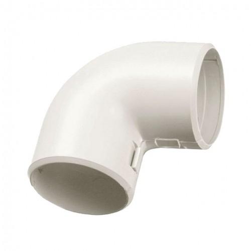 Угол 90 соединительный для трубы  (16мм.) Plast EKF PROxima ug-t-16