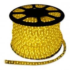 Дюралайт  LED 3WAY 11,5х17,5мм лимонный (72 led/m) квадратный 26208