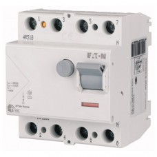 HNC-25/4/003 Выключатель дифференциального тока (RCCB), 25A, 4p, 30мА, тип чувствительности AC 194693