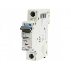 HL-C32/1 Модульный автоматический выключатель, 1-полюс, кривая отключения C, номинальный ток 32А 194734