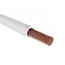 Провод ПуГВ 10 ГОСТ белый (катушка) 100м 1070862