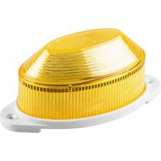 Светильник-вспышка (стробы) 1,3W 230V, желтый, STLB01 IP54 29898