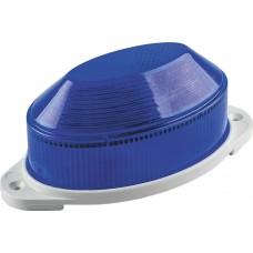Светильник-вспышка (стробы) 1,3W 230V, синий, STLB01 IP54 29896