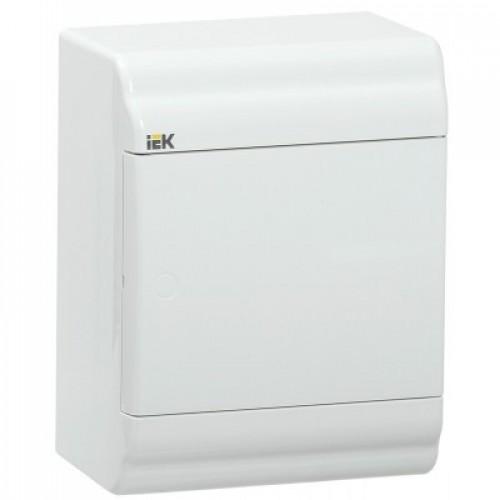 Бокс ЩРН-П-4 модуля навесн.пластик IP41 PRIME белая дверь MKP82-N-04-WD-41-20