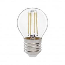 Лампа светодиодная GLDEN-G45S-10-230-E27-2700 649909