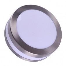 WL25 Декоративная подсветка GX53 MAX 13W IP44 хром/белый Б0034624