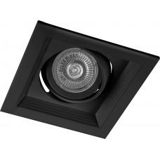 DLT201 1x50W MR16 G5.3 черный 32441