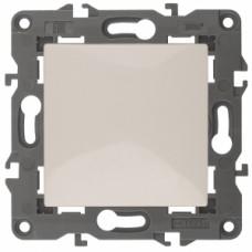 14-1101-02 ЭРА Выключатель, 10АХ-250В, IP20, Эра Elegance, сл.кость Б0034208